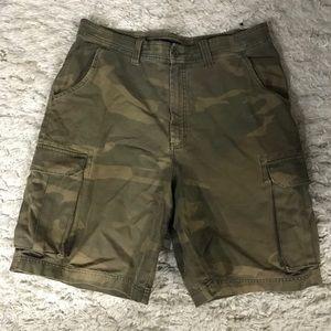 Tommy Hilfiger Camo Shorts
